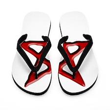 Infidel Flip Flops