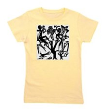 nature master copy two Girl's Tee