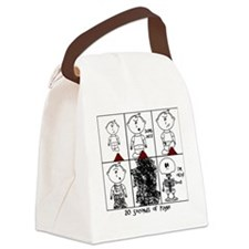Ants Canvas Lunch Bag