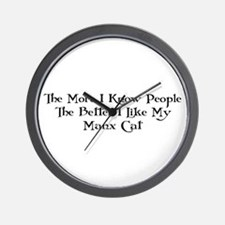 Like Manx Wall Clock