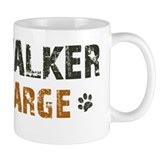 Dog walker extraordinaire Small Mugs (11 oz)