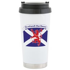 Scotland the Brave 1 Travel Mug