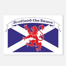 Scotland the Brave 1 Postcards (Package of 8)