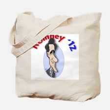 Romney-cartoon-undergarment-by-henri-gold Tote Bag