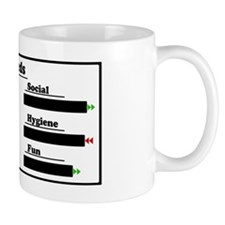 SimsNeeds - lightshirt Mug