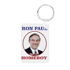 homeb-last Aluminum Photo Keychain