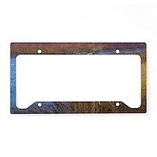 LC license License Plate Holder