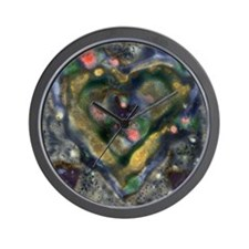 heart-of-stone-5.25-four Wall Clock