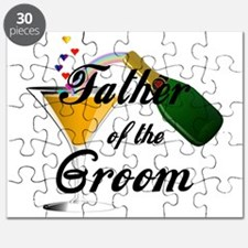 father of groom black Puzzle