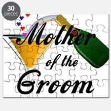mother of groom black Puzzle