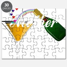 mother of groom white Puzzle