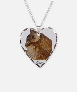 kitter no background Necklace