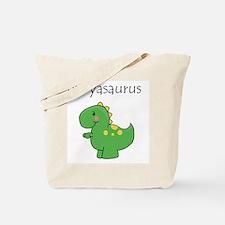 babyasaurus Tote Bag