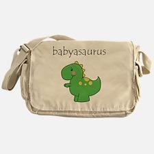 babyasaurus Messenger Bag