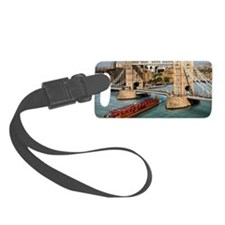 jubilee-barge--a Luggage Tag
