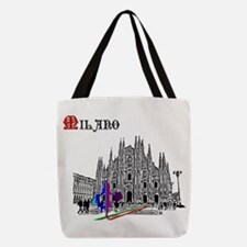 Milano Milan Italy Polyester Tote Bag