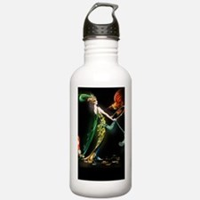 INCRED-MV-LadyMirrorPa Water Bottle