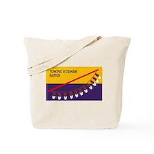 Tohono O'odham Flag Tote Bag