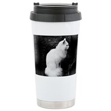 Il Gatto Bello Travel Mug