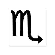"""8scorpio Square Sticker 3"""" x 3"""""""