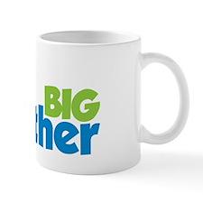 DogPawPrintBigBrother Mug