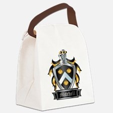 MITCHELL COAT OF ARMS Canvas Lunch Bag