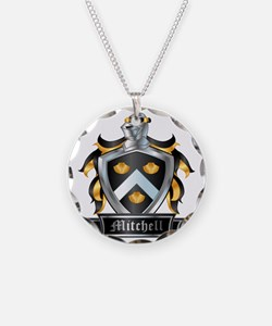 MITCHELL COAT OF ARMS Necklace