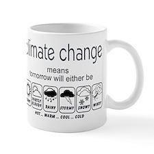 CLIMATE CHANGE t-shirt Mug