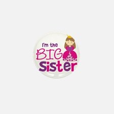 PrincessBigSisterBrownV2 Mini Button
