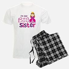 PrincessBigSisterBrownV2 Pajamas