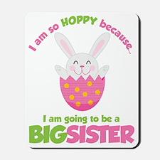 BunnyBigSisterToBe Mousepad
