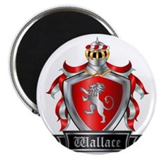 WALLACE COAT OF ARMS Magnet