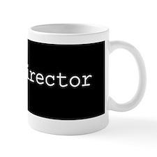 director med black Mug