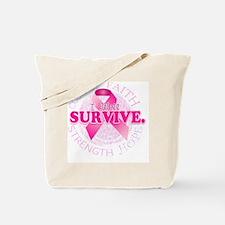 iwillsurvive Tote Bag