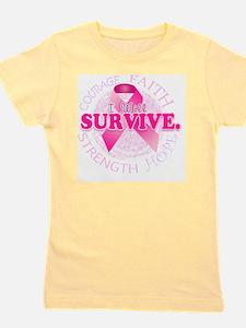 iwillsurvive Girl's Tee