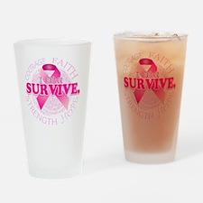 iwillsurvive Drinking Glass