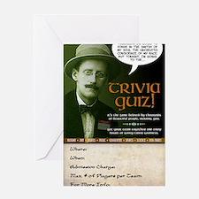 pub_quiz-poster_04 Greeting Card