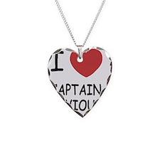 CAPTAIN_OBVIOUS Necklace