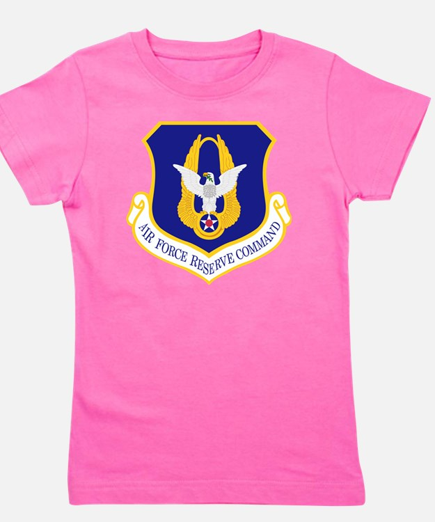 Air-Force-Reserve-Cmd Girl's Tee