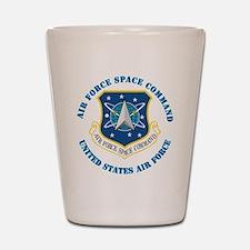 Air-Force-Space-Cmdwtxt Shot Glass