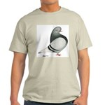 Silver Domestic Flight Light T-Shirt