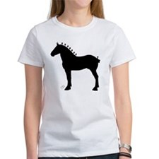 Icepick_lineart_silhouette_signed Tee
