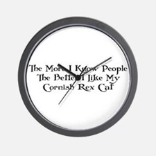 Like Rex Wall Clock