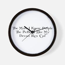 Like Devon Wall Clock