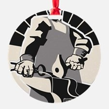 Black_smith_giant-grey Ornament