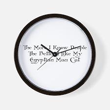 Like Mau Wall Clock