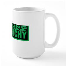 SQUATCHY bs Mug