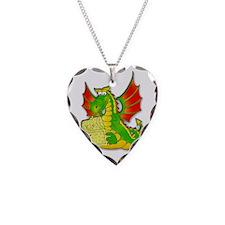 funny dragon Necklace