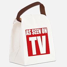 asseenontv Canvas Lunch Bag