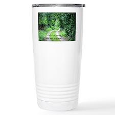 Faith is a Journey Travel Coffee Mug